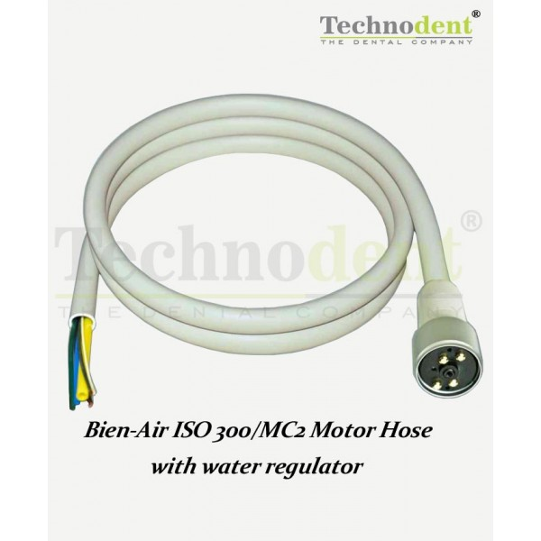 Bien-Air ISO 300/MC2 Motor Hose with water regulator