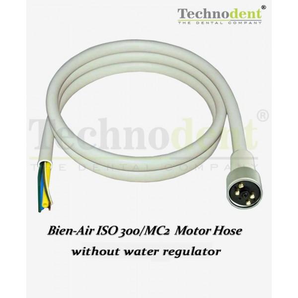 Bien-Air ISO 300/MC2 motor hose w/o water regulator