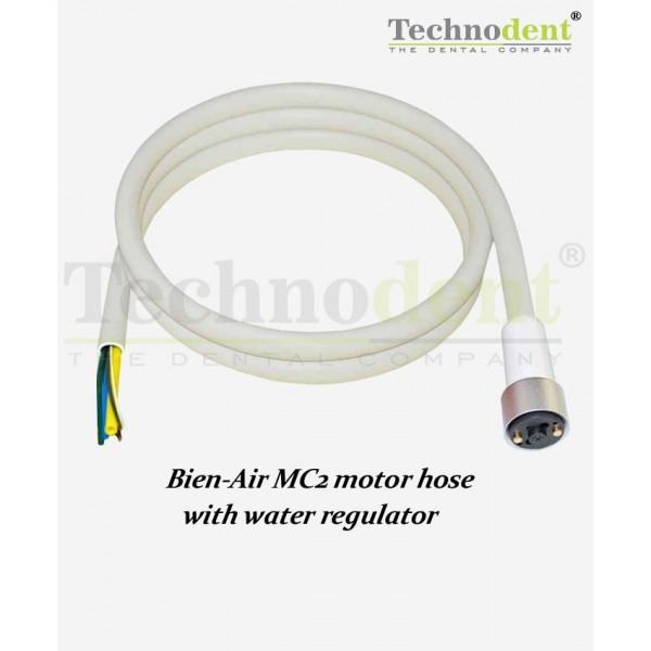 Bien-Air MC2 motor hose with water regulator