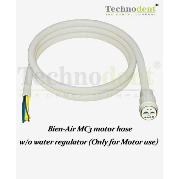 Bien-Air MC3 motor hose w/o water regulator (Only for Motor use)