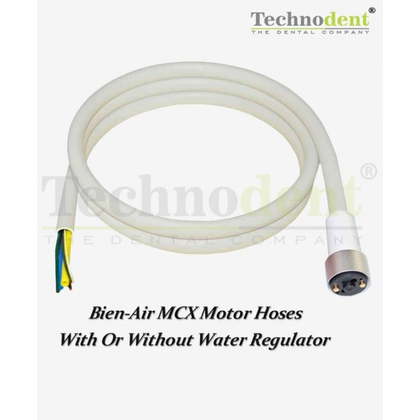 Bien-Air MCX Motor Hoses / With Or Without Water Regulator