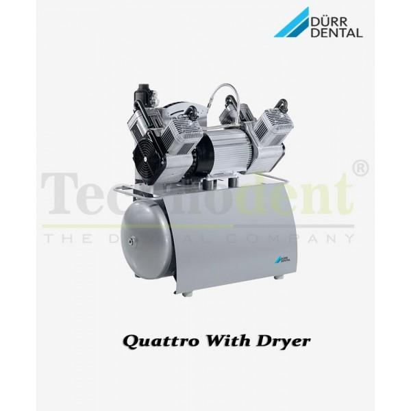 Quattro With Dryer