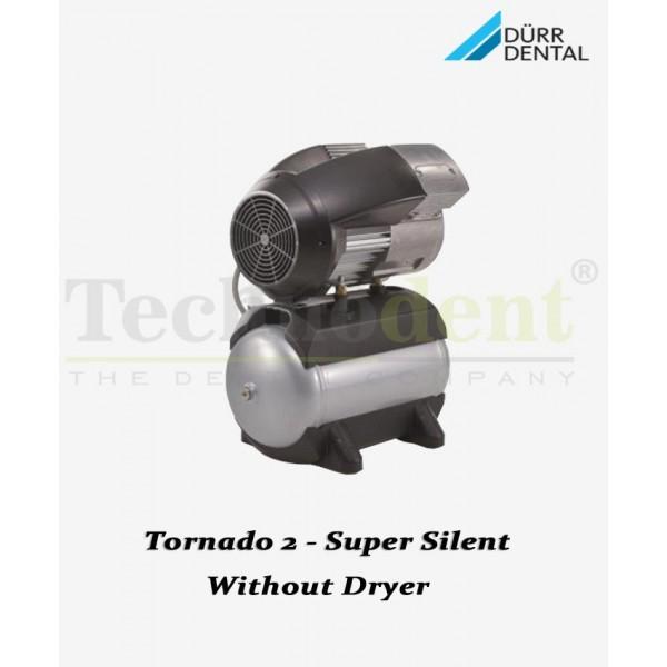 Tornado 2 - Super Silent - Without Dryer