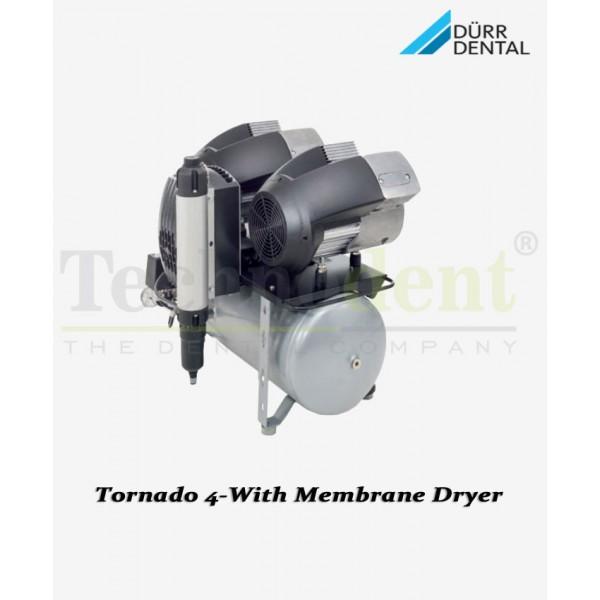 Tornado 4 - With Membrane Dryer