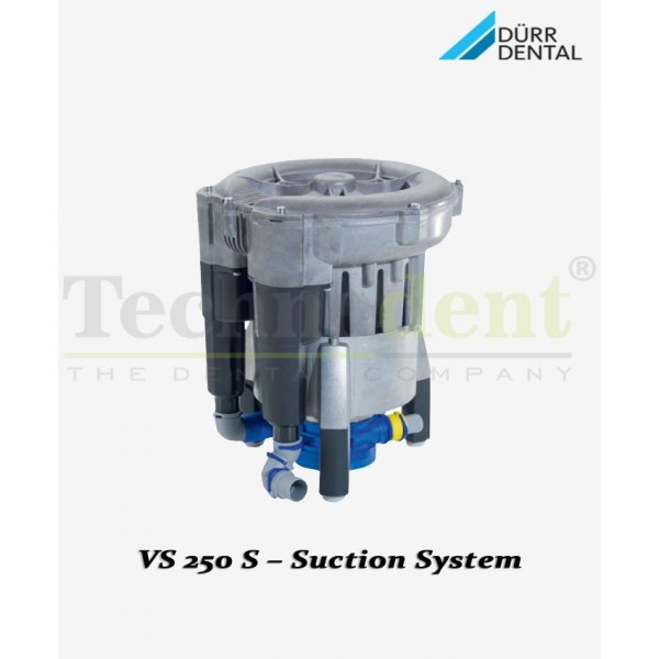 Duerr VS 250 S – Suction System
