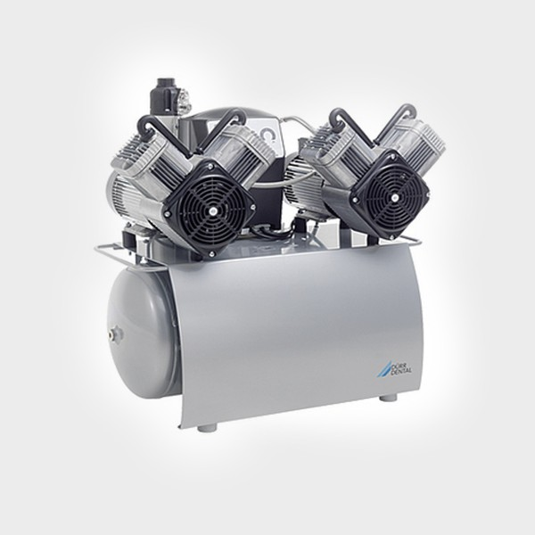 Duerr Quattro air Compressor With Dryer