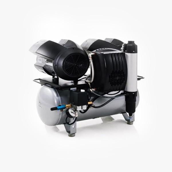 Duerr Tornado 4 Compressor - With Membrane Dryer