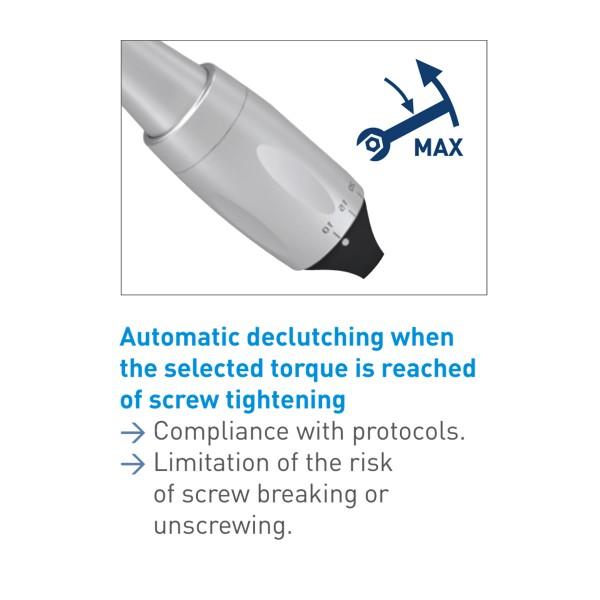 Anthogyr Universal torque wrench Torq Control